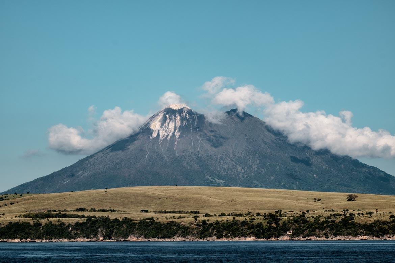 Kudanil Explorer Luxury Cruise Volcano Alor